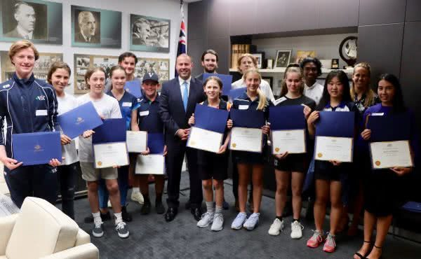 2018 Local Sporting Champions & Women Leaders in Sport