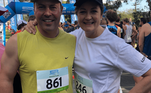 Lorne Mountain to Surf Fun Run