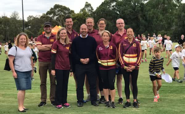 Coalition announces funding for Kew Little Athletics at Stradbroke Park, East Kew