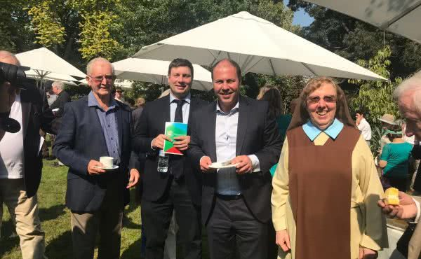 42nd interfaith ecumenical gathering in Kew