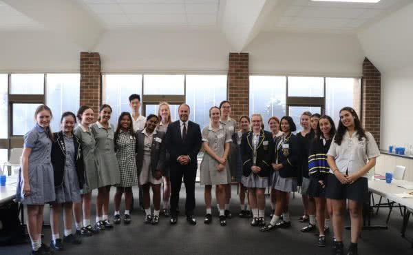 Kooyong High Schools' Environment & Sustainability Forum