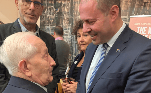 Announcing $10 million for the Jewish Holocaust Museum Melbourne