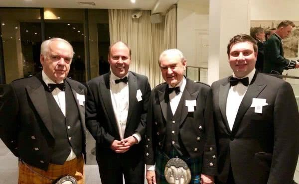 Old Scotch Collegians Association Annual Dinner