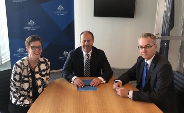 Meeting with APRA Deputy Chairs Helen Rowell & John Lonsdale