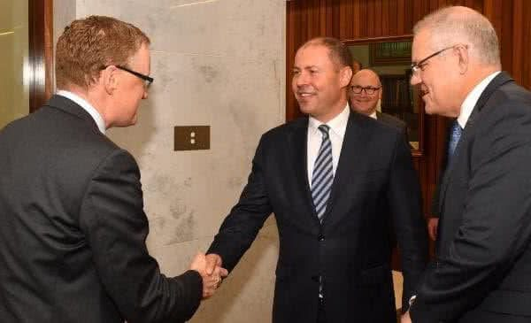 Meeting with Reserve Bank Governor Philip Lowe