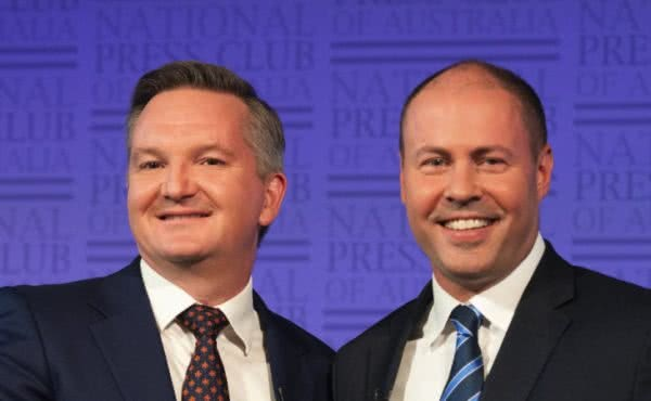 Treasurers Federal Election Debate