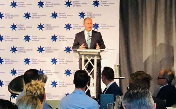 Address to the Victorian Chamber of Commerce and Industry