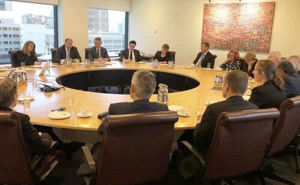Meeting with the Productivity Commission