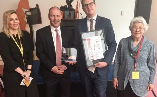 2019 Wallace Brown Young Journalist Award