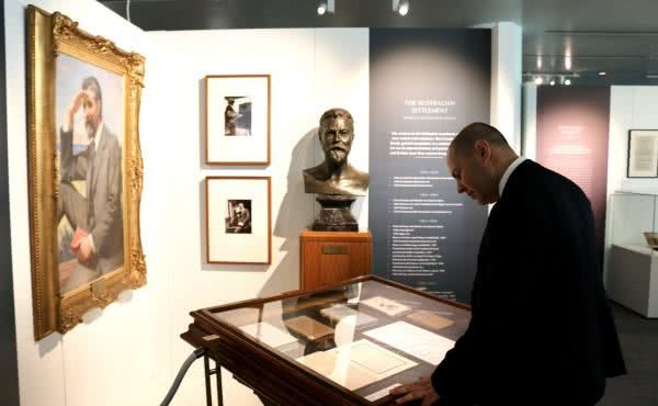 Alfred Deakin: Creating a Nation Exhibition