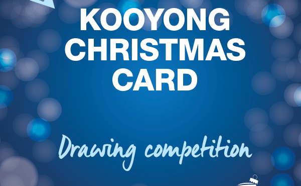 Kooyong Primary Schools Christmas Card Drawing Competition