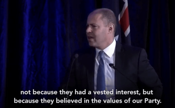 Liberal Party of Australia (Victorian Division) 167th State Council Address