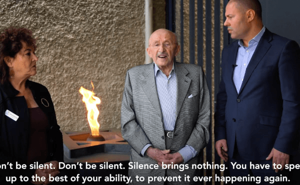 Holocaust Remembrance Day & The 75th Anniversary of the Liberation of Auschwitz
