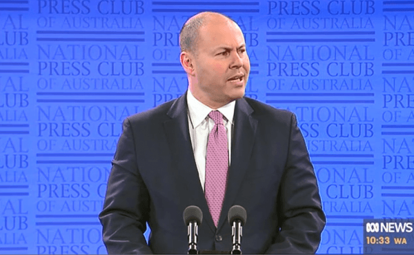 Address to the National Press Club Of Australia (5 May 2020)