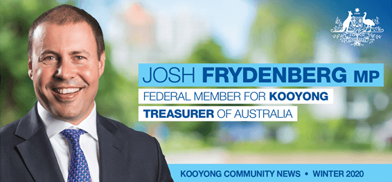 Kooyong Community Newsletter (Winter 2020)