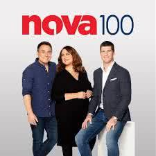 Interview with Chrissie, Sam and Browny, Nova 100 (10 August 2020)