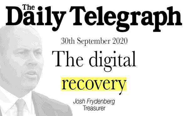 The Digital Recovery