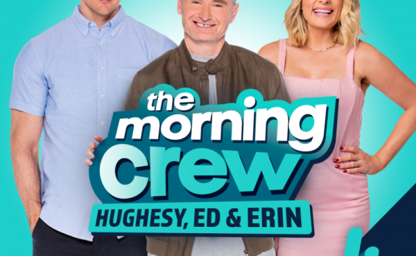 Interview with Hughesy, Ed and Erin, 2Day FM (12 May 2021)