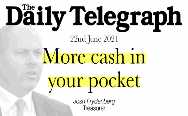 More cash in your pocket