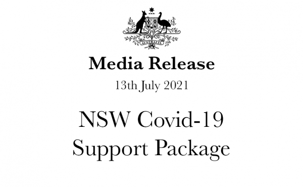 NSW Covid-19 Support Package