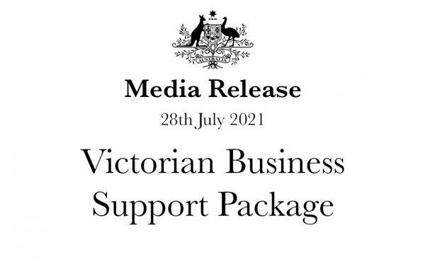 Victorian Business Support Package