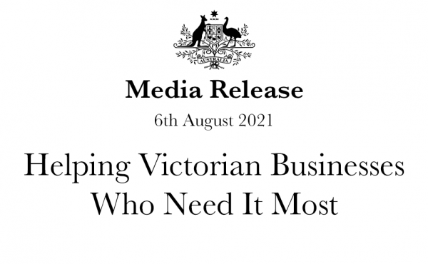 Helping Victorian Businesses Who Need It Most