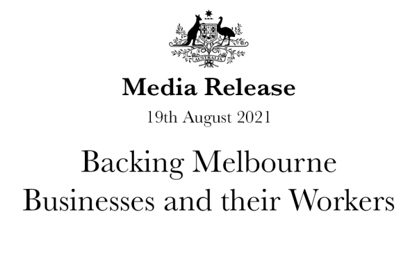 Backing Melbourne Businesses and their Workers