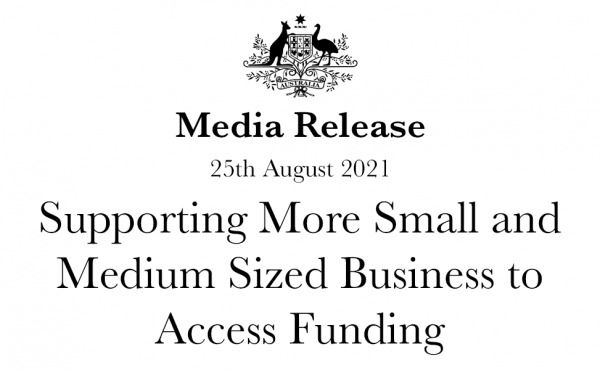 Supporting More Small and Medium Sized Business to Access Funding