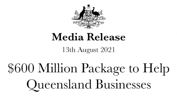 $600 Million Package to Help Queensland Businesses